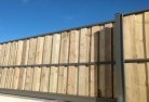 Boambee East Lap and cap timber fencing 1