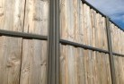 Boambee East Lap and cap timber fencing 2