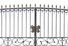 Boambee East Wrought iron fencing 10