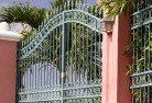 Boambee East Wrought iron fencing 12