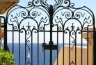 Boambee East Wrought iron fencing 13