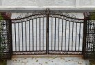 Boambee East Wrought iron fencing 14