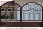 Boambee East Wrought iron fencing 2